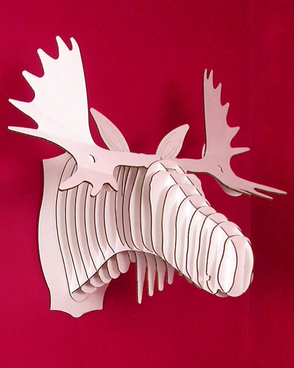 Christmas wish list day two d2 editor 39 s blog - Cardboard moosehead ...